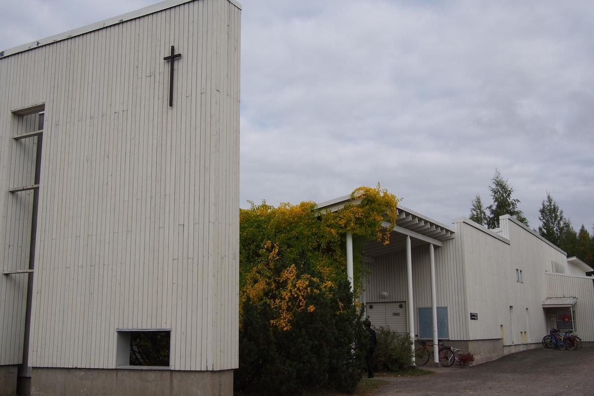 Karhuvuoren seurakuntakoti