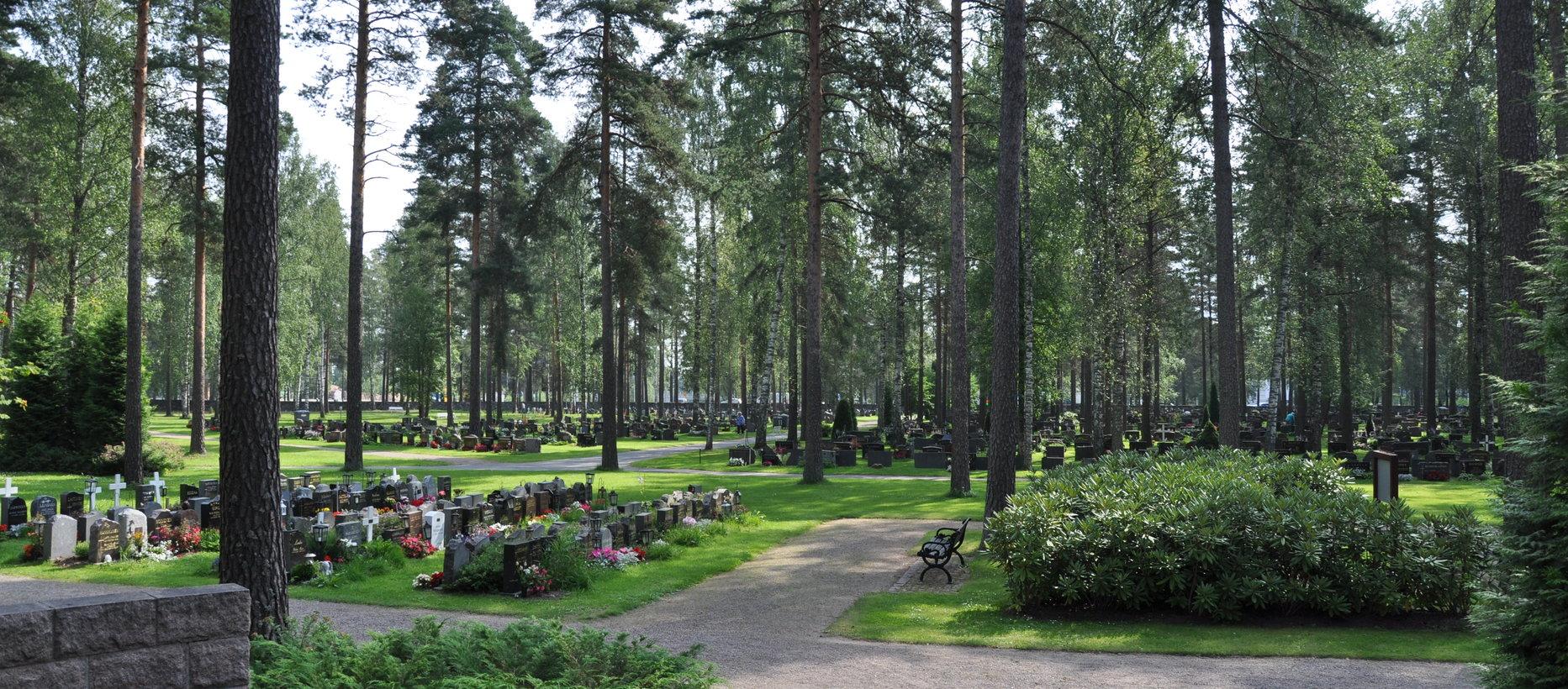 Ristikankaan hautausmaa