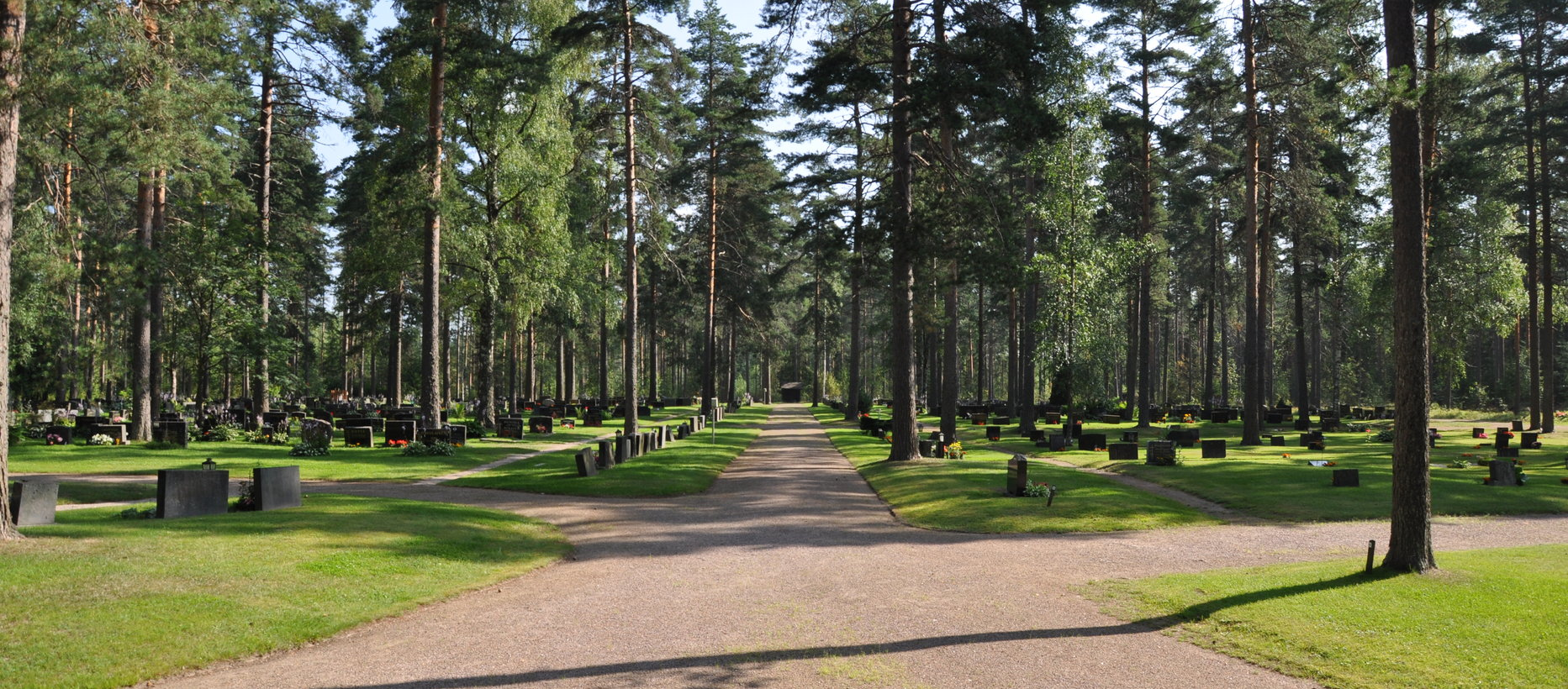 Lepoharjun hautausmaa