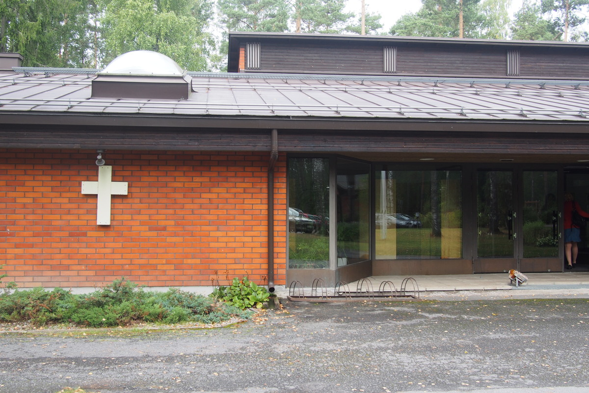 Pulpin seurakuntatalo