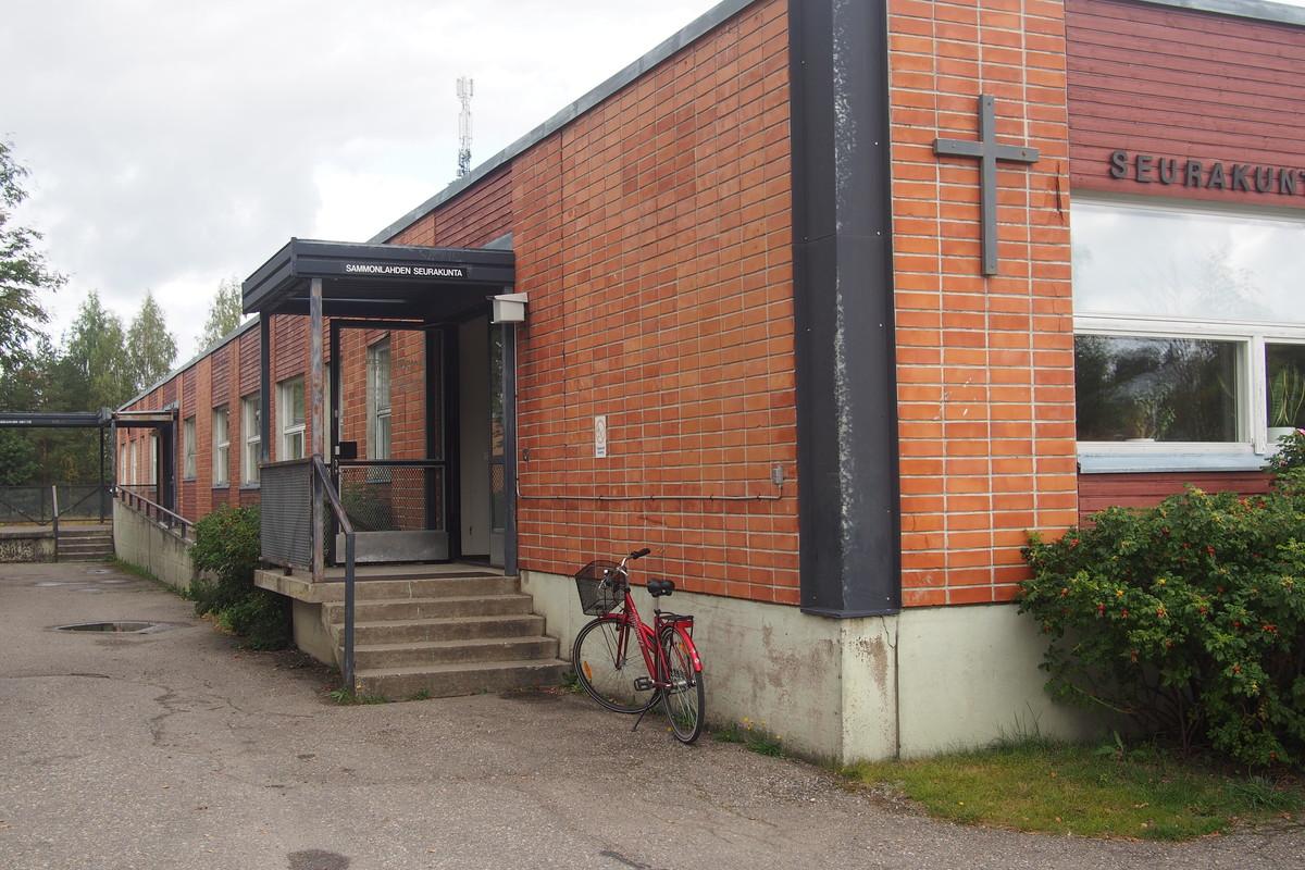 Kourulan seurakuntakoti