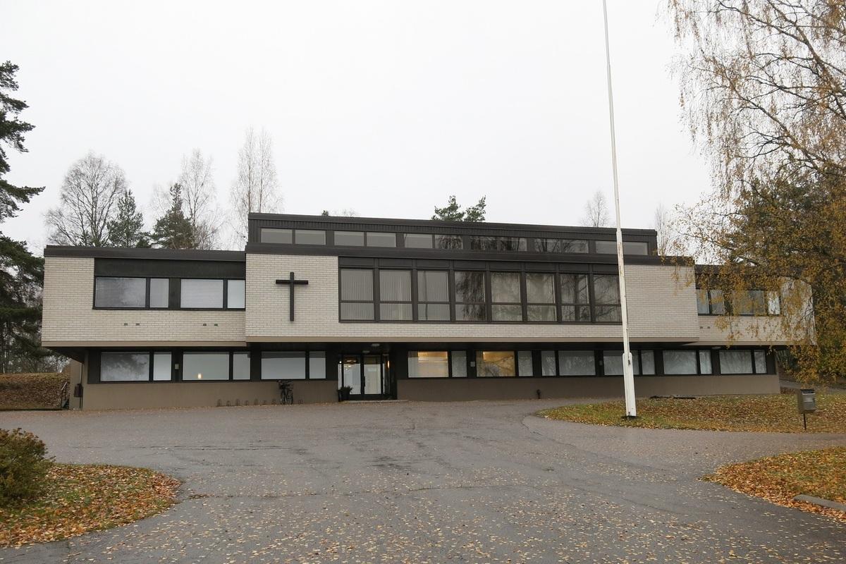 Joutsenon seurakuntakeskus